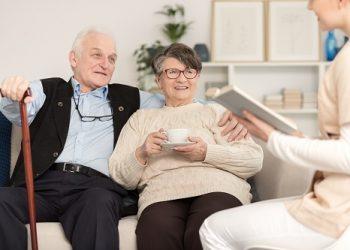 les services d'une résidence médicalisée pour personnes âgées à Drap